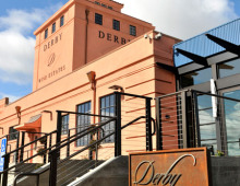 Front of Derby winery