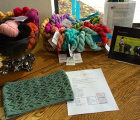 Yarn at Ball and Skein