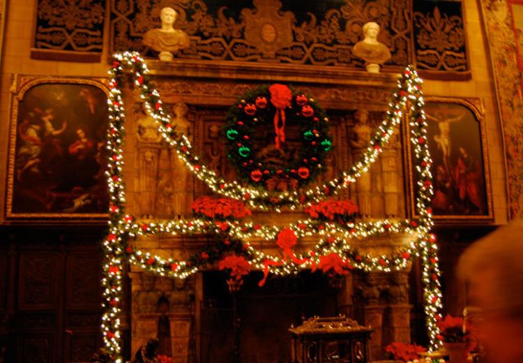 Hearst-Castle-Christmas